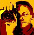 a Photograph of Myk Garton used on thwebsite of Reflex Camera Club & photographic society