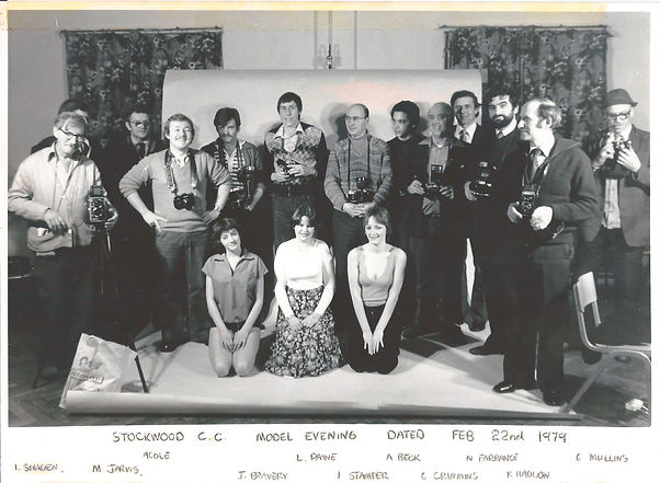 Stockwood Camera Club, 1979
