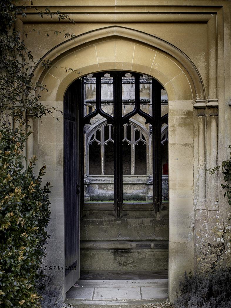 Laycock Door