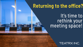 It's Time To Rethink Your Meeting Space!