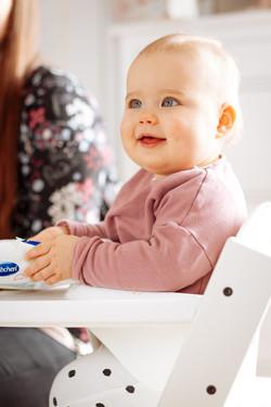 Anne Hoffmann Herzmensch Fotografie Geburtstag Babystuhl