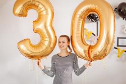Anne Hoffmann Herzmensch Fotografie Geburtstag Luftballons