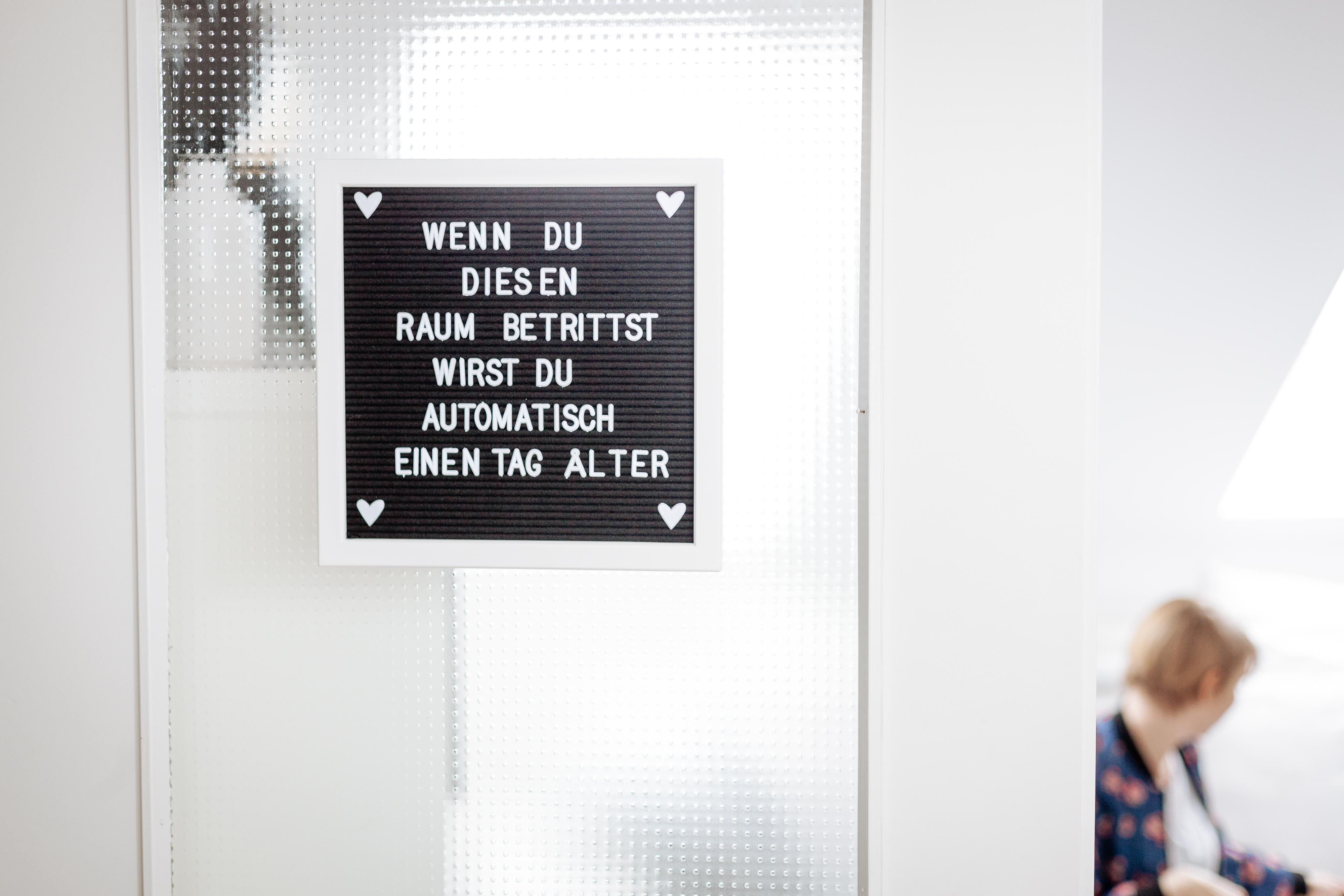Anne Hoffmann Herzmensch Fotografie Lisa Geburtstag Spruch