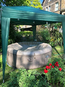 Hot tub hire in York