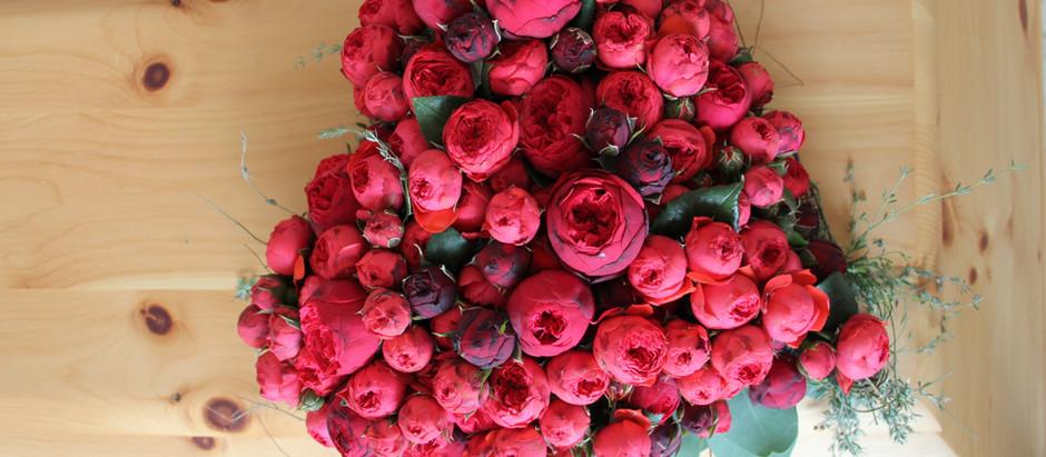 Trauerfloristik - Blumen mit einer besonderen symbolischen Bedeutung.