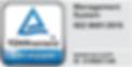 TÜV Rheinland zertifiziert nach DIN EN ISO 9001:2015