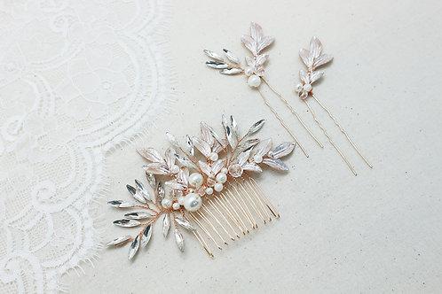 Lisette Hairpiece set