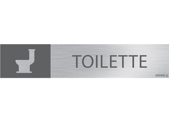 Placa Toilette