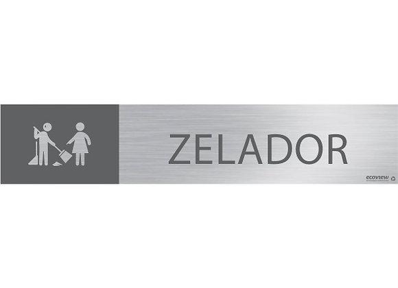 Placa Zelador