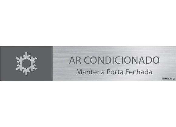 Placa Ar Condicionado