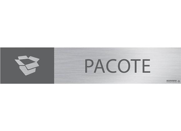 Placa Pacote