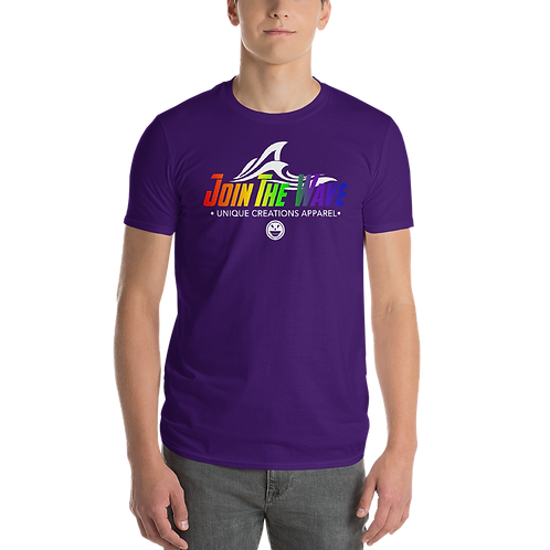 """UQC Phase II """"JoinTheWave"""" PRIDE Graphic Tee"""