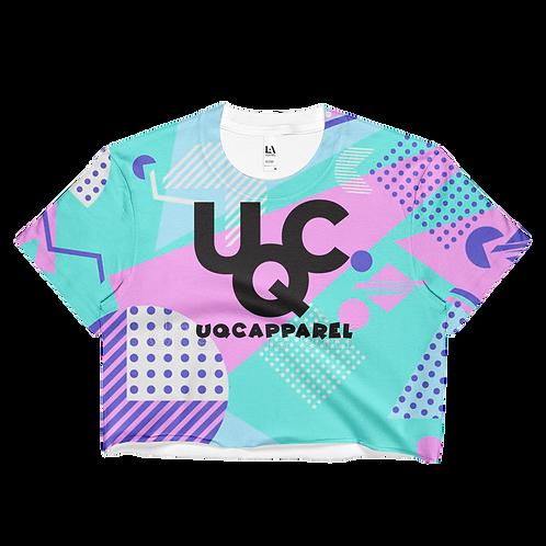 UQC SPR'18 Vintage 90's Crop Top