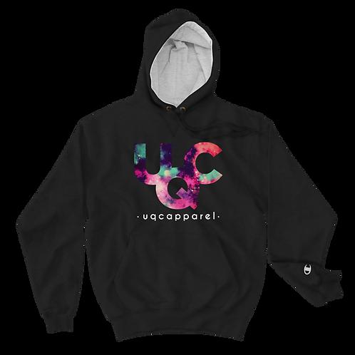 """UQC Phase II """"SummerHeat"""" Cosmic Graphic Hoodie"""