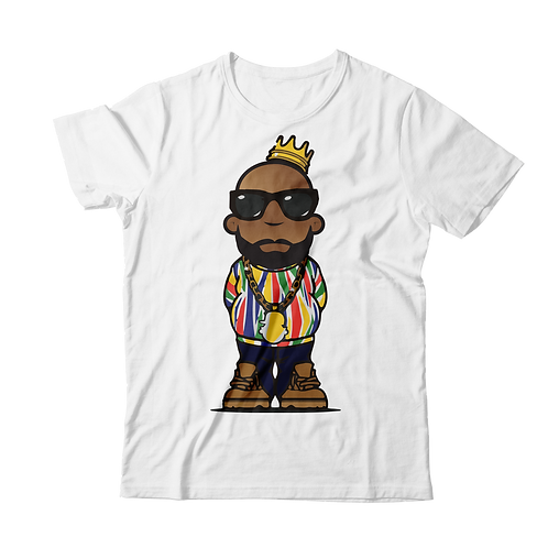 UQC Big Poppa Signature Graphic Tee