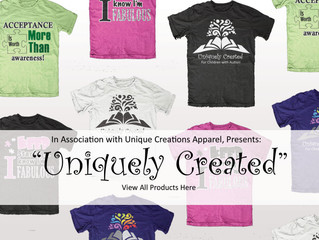 """""""Uniquely Created"""" Now Available!!!"""