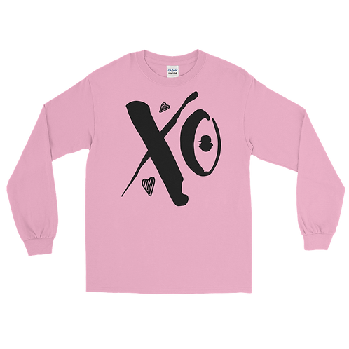 UQC SPR 17 *XO* Hug+Kiss Graphic Long