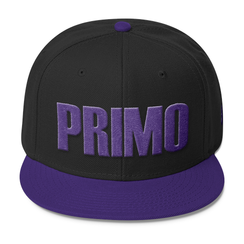 Fall '15 UQC Primo+Nation Snapback