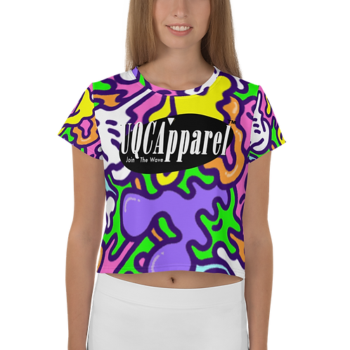 UQC PHS II Supreme Sitcom Ladies Crop Top
