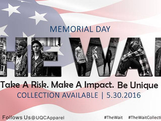 Available 5.30.2016 | Memorial Day Weekend