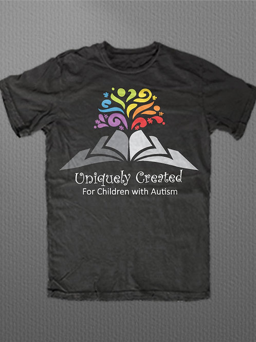 Uniquely Created Official Logo Graphic Tee