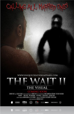 The Wait II Movie Poster Design