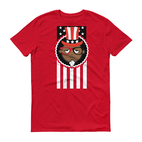 UQC SPR 18 *Patriots Edition* Uncle Sam Graphic Tee