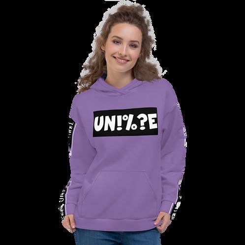 UQC Comix Capsule UN!%?E Graphic Hoodie