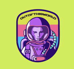 Out Of This World Nutrition Badge