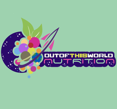 Out Of This World Nutrition Logo