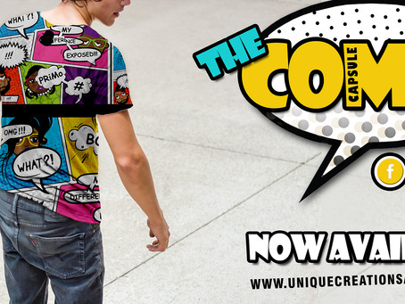 New Product Alert...The Comix Capsule Now Available!!!