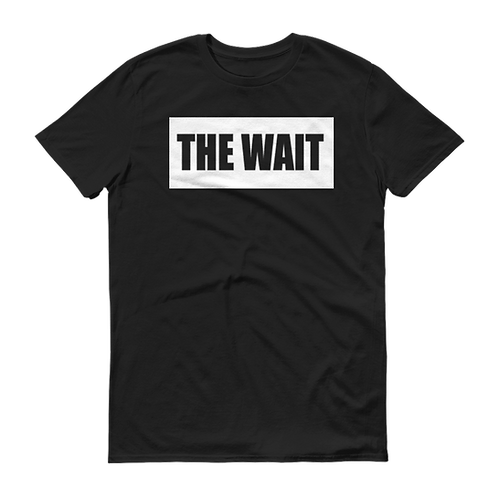 "UQC ""The Wait""  Graphic Tee *LTD*"