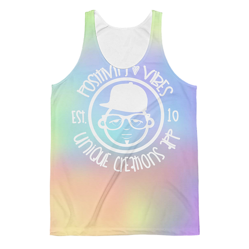 UQC SPR Tye Dye Graphic Tank Top