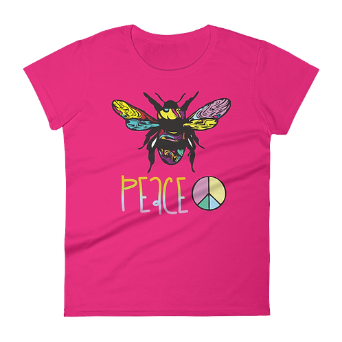 UQC SPR 17 Butterfly Effect Womens Graphic Tee