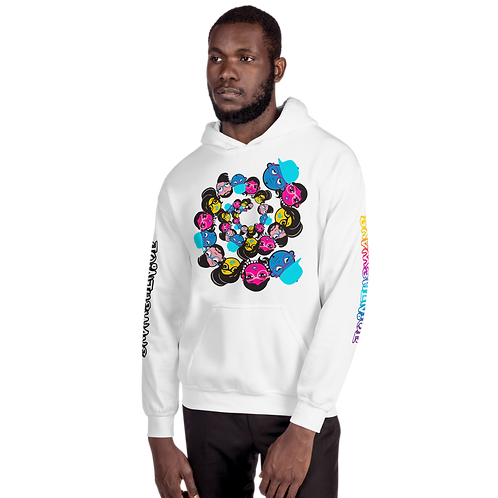 "UQC PHS II ""A Different World"" Hoodie"