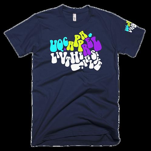 """UQC Phase II """"LivTheLifestyle"""" Slogan Graphic Tee"""