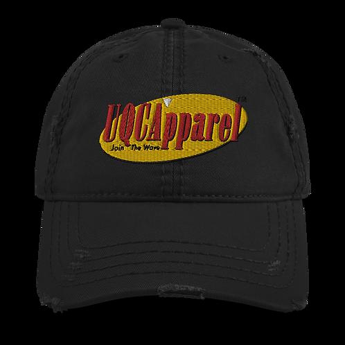 UQC Distressed Fashion Hat