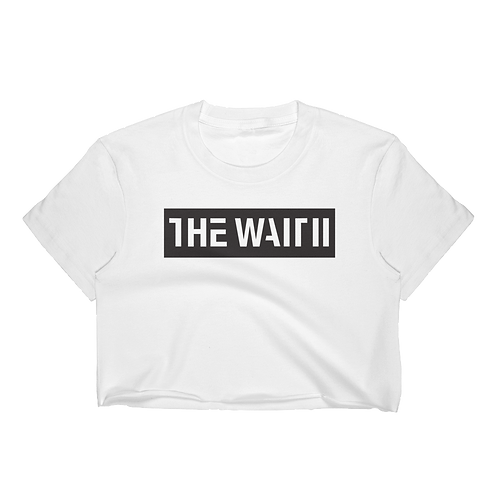 "UQC ""TW II"" The Mission Crop Top *LTD*"