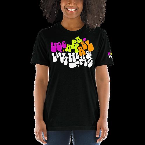 "UQC Phase II ""LivTheLifestyle"" Slogan Womens Graphic Tee"