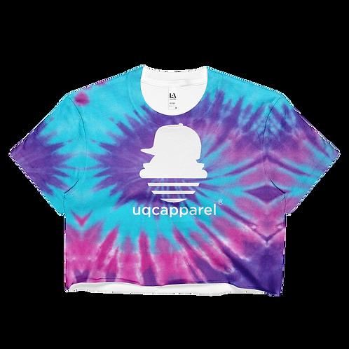 UQC SPR'18 Tye-Dye Crop Top