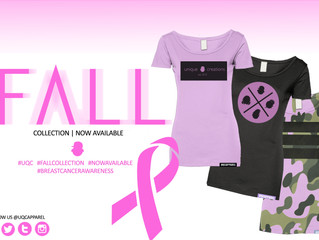 UQCApparel Proudly Supports Breast Cancer Awareness Month!!!
