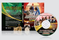 Evangel Cathedral Christmas Celebration DVD Design Concept