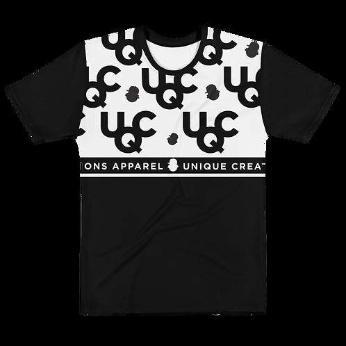 UQC Blk X Wht Capsule Signature Graphic Tee