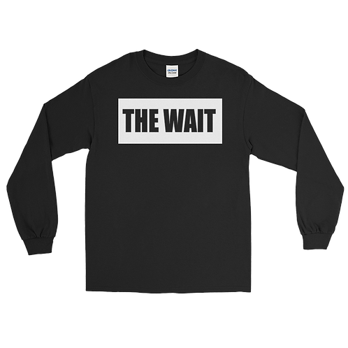 "UQC ""The Wait"" Graphic Long Tee *LTD*"