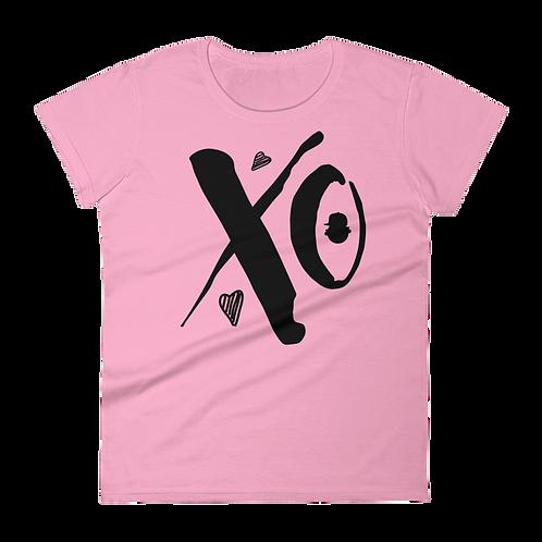 UQC SPR 17 *XO* Hug+Kiss Womens Graphic Tee