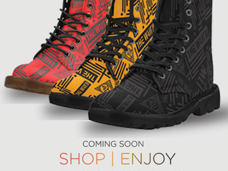 COMING SOON...New Drop!! | The Official TWII Martin Style Leather Boots