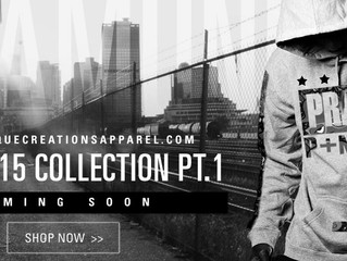 FALL 2015 COLLECTION COMING SOON