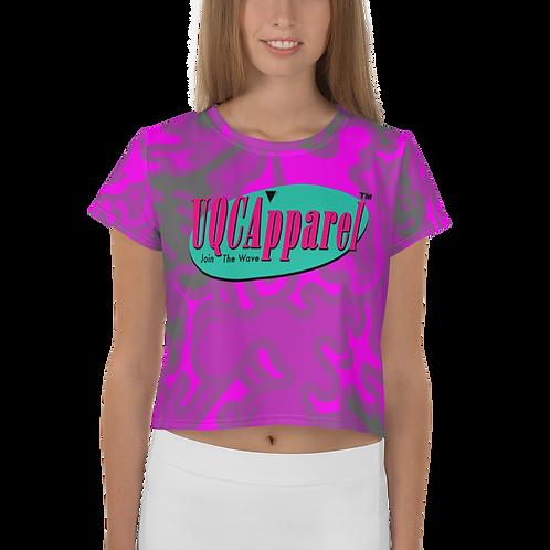 UQC PHS II Supreme Sitcom Ladies Crop Top