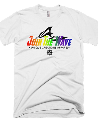 "UQC Phase II ""JoinTheWave"" PRIDE Graphic Tee"