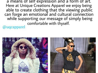 @UQCApparel was featured on LookVine Official Fashion Blog